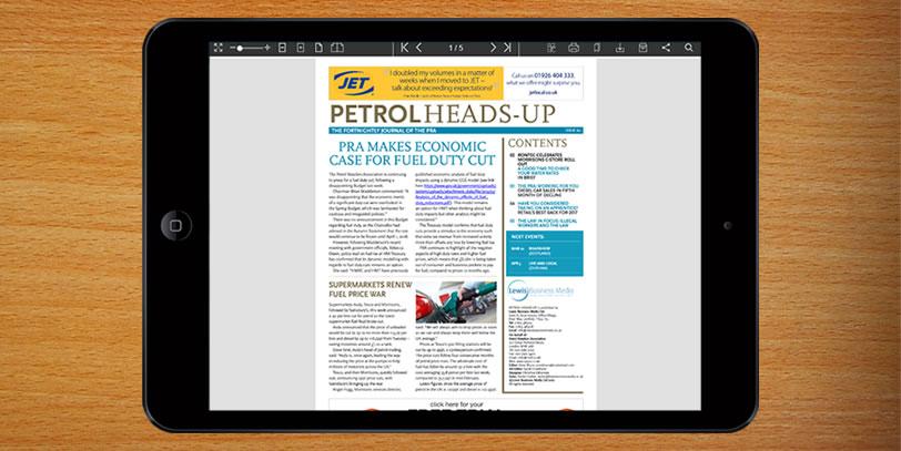 Petrol Heads Up