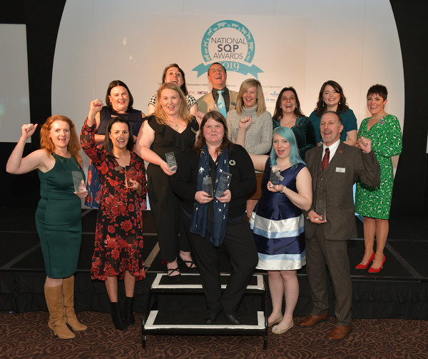 SQPs from across the UK have been recognised for their outstanding professionalism and commitment to their training at the National SQP Awards